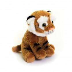 Λούτρινο Τιγράκι 14 εκατοστά - Δώρο για Αγόρια και Κορίτσια   Παιδικό Δωμάτιο