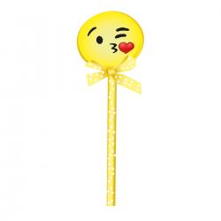 Βελούδινο Στυλό Emoji - Για το Σχολείο & το Φροντιστήριο
