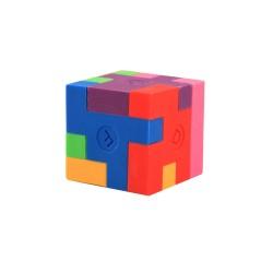Πολύχρωμη Γόμα Κύβος - 3D Παζλ - Για Αγόρια & Κορίτσια