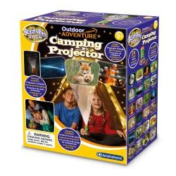 Προτζέκτορας Εξωτερικού Χώρου για Κάμπινγκ Adventure - Brainstorm Toys