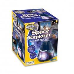 Προτζέκτορας Δωματίου Space Explorer - Brainstorm Toys