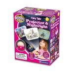Προτζέκτορας με Νεράιδες και Μονόκερους με Φωτάκι Νυκτός - Brainstorm Toys