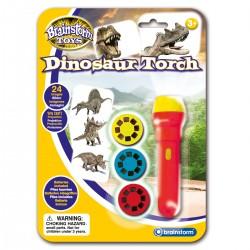 Φακός και Προτζέκτορας Δεινοσαύρου - Brainstorm Toys
