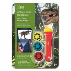 Φακός και Προτζέκτορας Δεινόσαυροι Natural History Museum