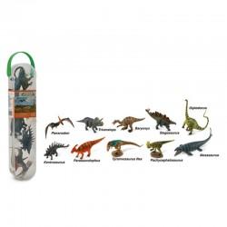 Κασετίνες με μίνι Δεινοσαύρους