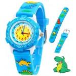 Παιδικά Ρολόγια Χειρός Με Δεινόσαυρο - Ρολοι Δεινόσαυρος Για Αγόρια και Κορίτσια