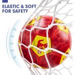 Μπάλα Προπόνησης Ποδοσφαίρου για παιδιά από 3 ετών και άνω - Κόκκινο Χρώμα με Σχέδιο Δεινόσαυρου