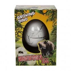Παιχνίδι αυγό δεινόσαυρος που εκκολάπτεται σε νερό-Μικρό