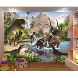 Δωμάτιο για αγόρι με δεινόσαυρους